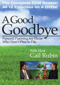 A Good Goodbye DVD set cover
